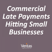 Commercial Late Payments of Debts Hitting Small Businesses