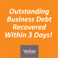 Outstanding Business Debt Recovered Within 3 Days!